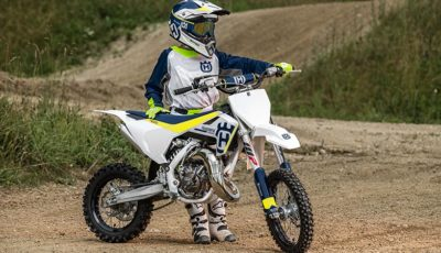Husqvarna Young Riders